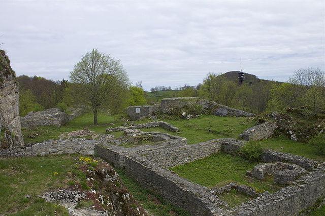 Ruine Froburg - Quelle Wikipedia